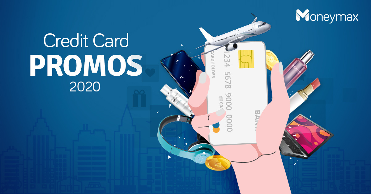 Credit Card Promos 2020 for Shopping, Travel, and Dining | Moneymax