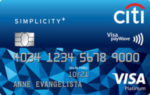 Credit Cards with No Annual Fee - Citi Simplicity+