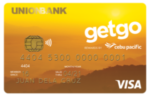 Credit Cards with No Annual Fee - Unionbank Cebu Pacific Get Go