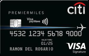 Citi PremierMiles Visa