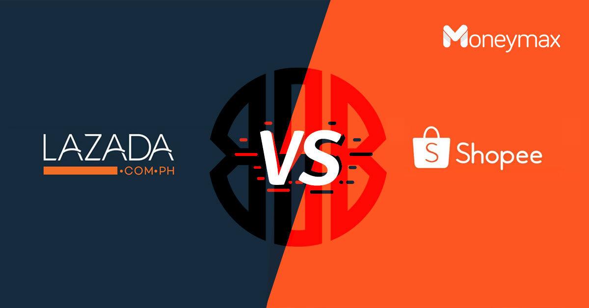 Lazada vs Shopee Where to Score