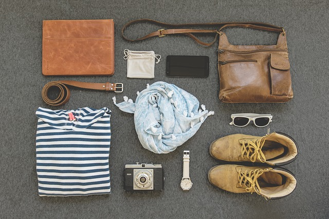Travel Essentials Checklist