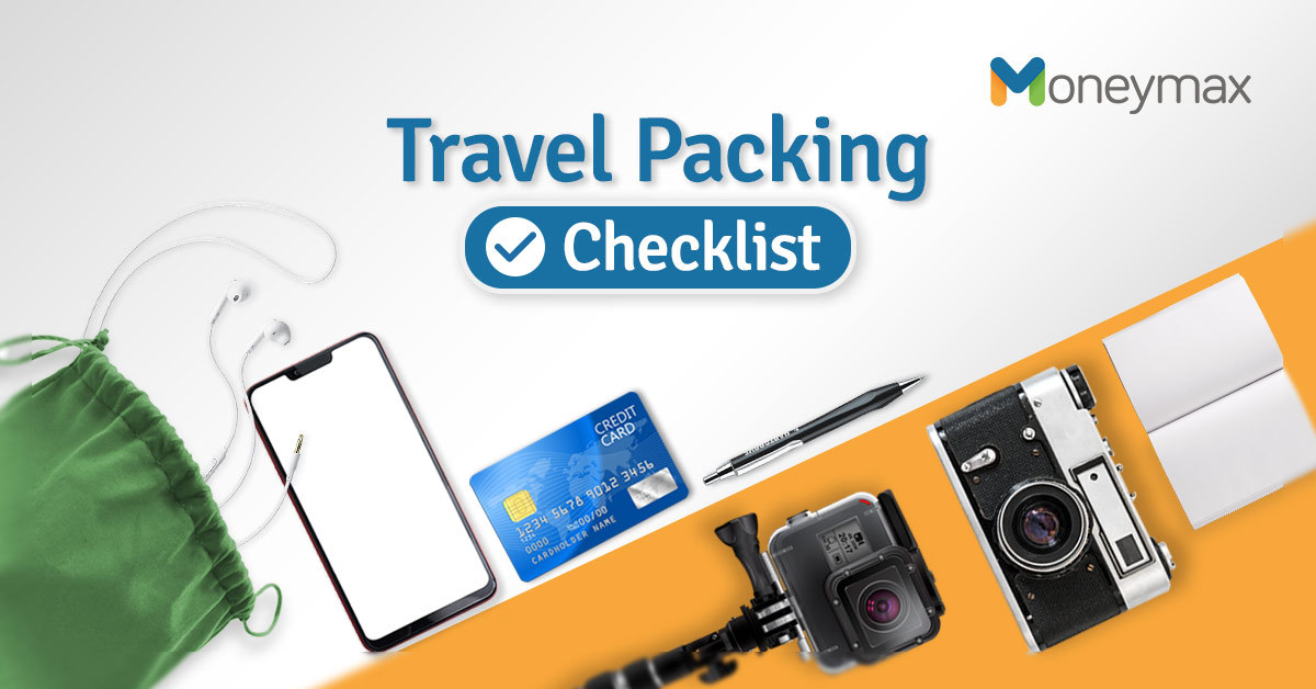 Travel Essentials Checklist | Moneymax