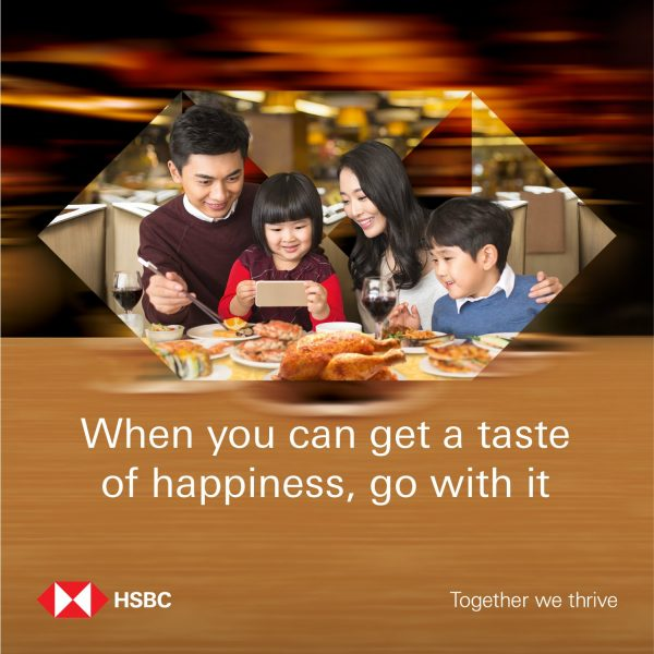 HSBC Credit Card Promo 2019 for New Cardholders
