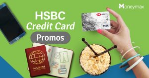 HSBC credit card promo 2019