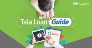 apply for a Tala loan with Moneymax