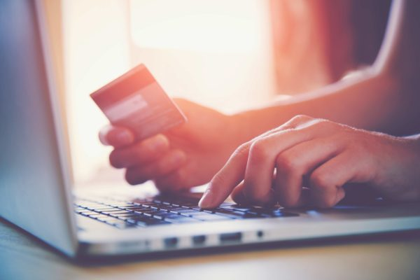 Online Payment Options - Credit Card