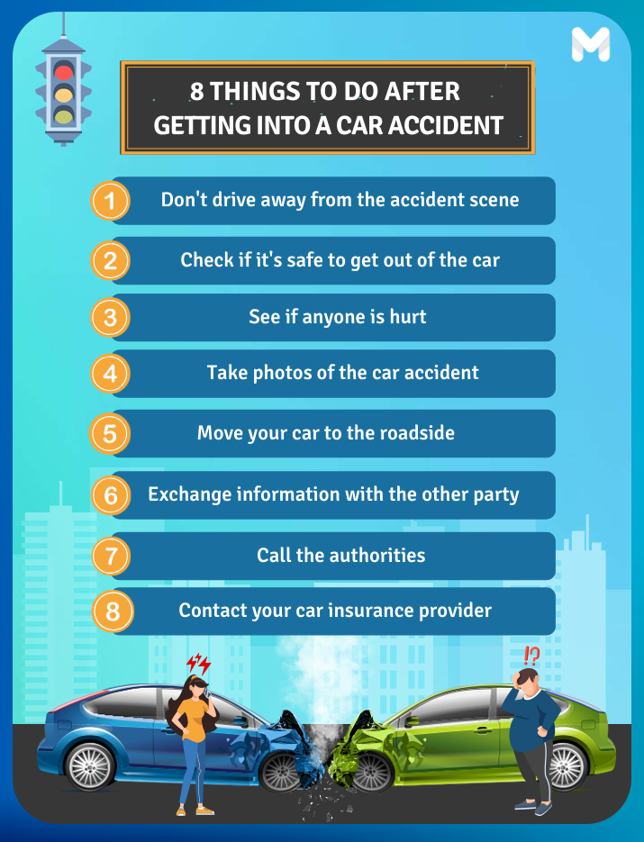 Car Accident in the Philippines - What to Do After Car Accident