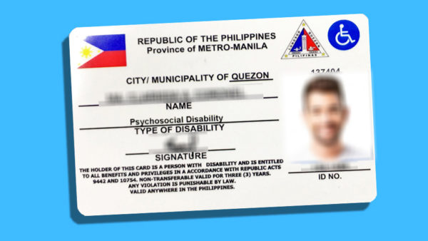 PWD ID in the Philippines - PWD ID Card Application