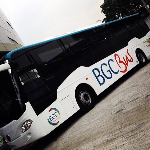 BGC Bus Route Guide