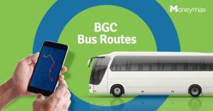 BGC Bus route guide