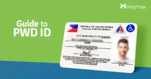 PWD ID application guide