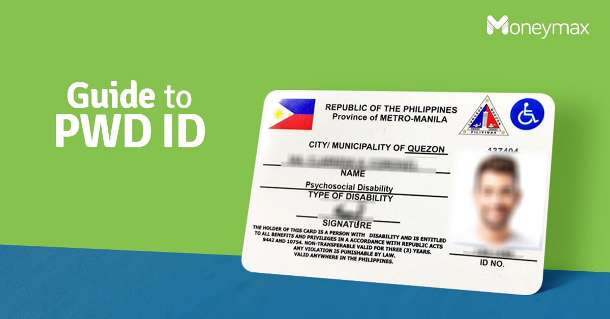 PWD ID Application Guide Philippines | Moneymax