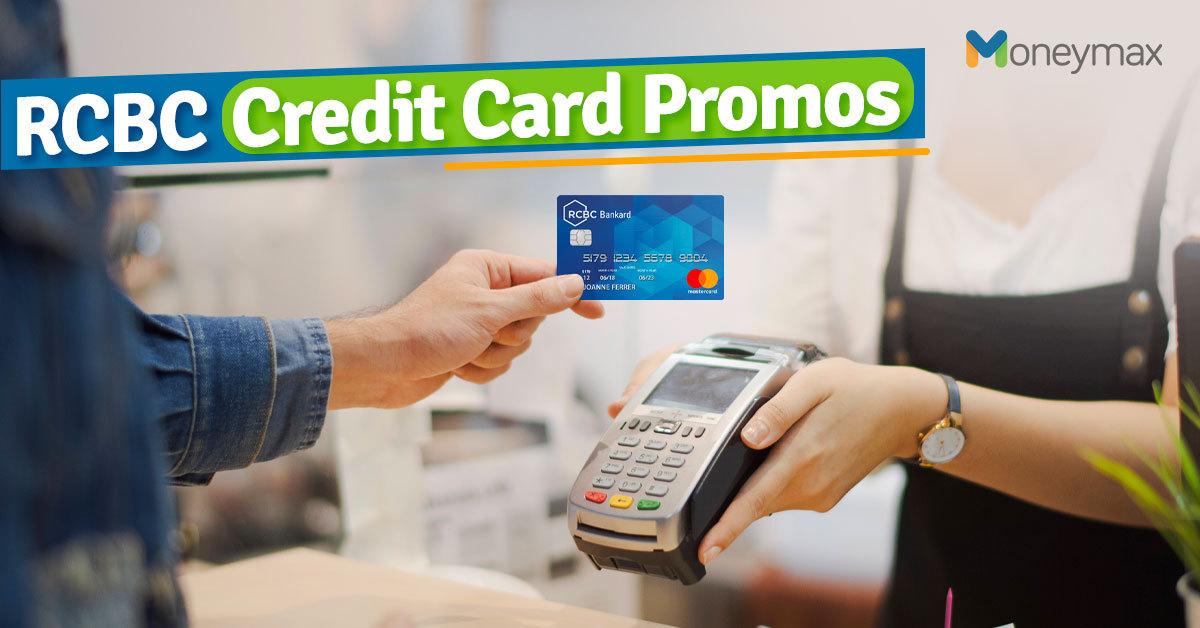 RCBC Credit Card Promos | Moneymax
