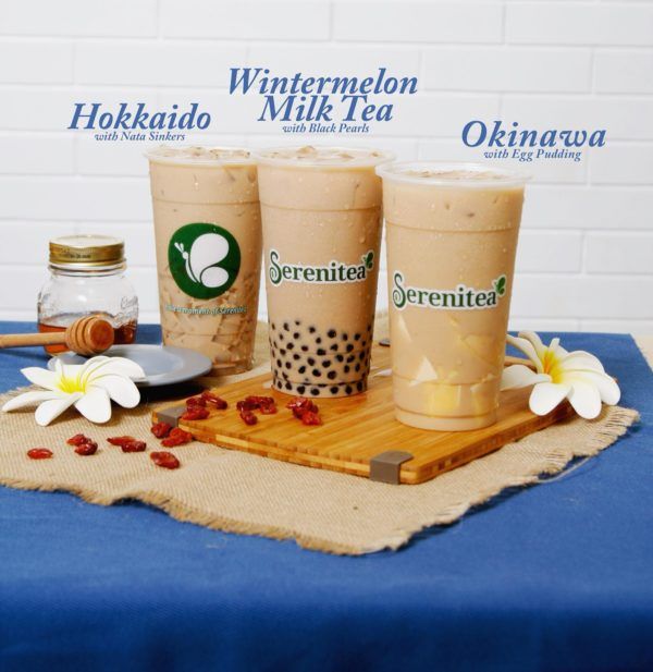 Best Milk Tea in the Philippines - Serenitea