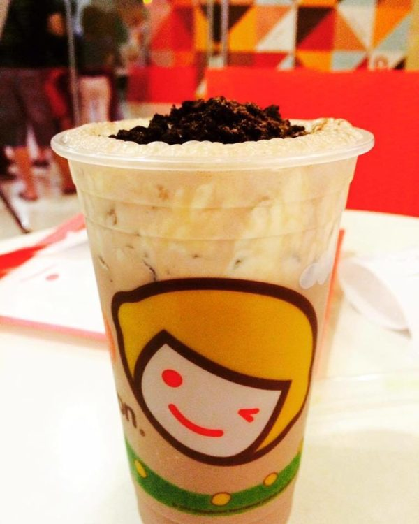 Best Milk Tea in the Philippines - Happy Lemon