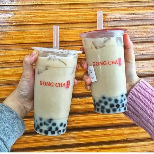Best Milk Tea in the Philippines - Gong Cha