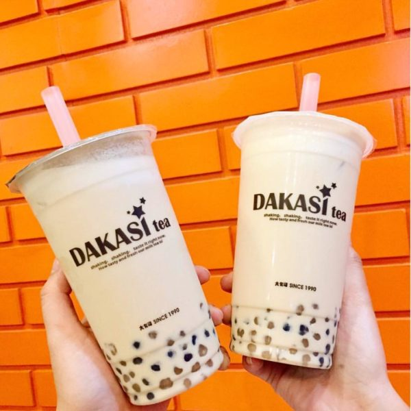Best Milk Tea in the Philippines - Dakasi