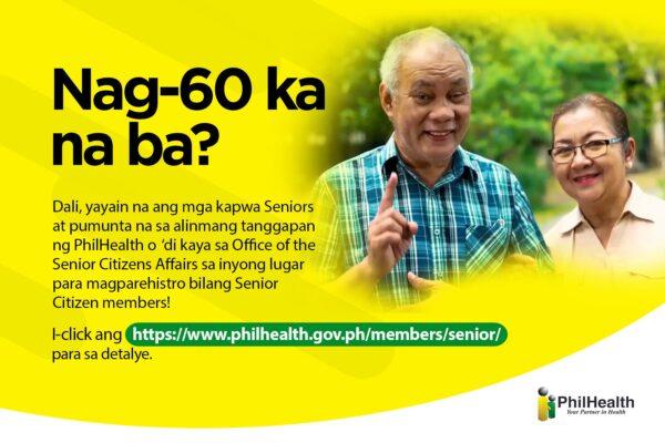 senior citizen discount - philhealth benefits for senior citizen