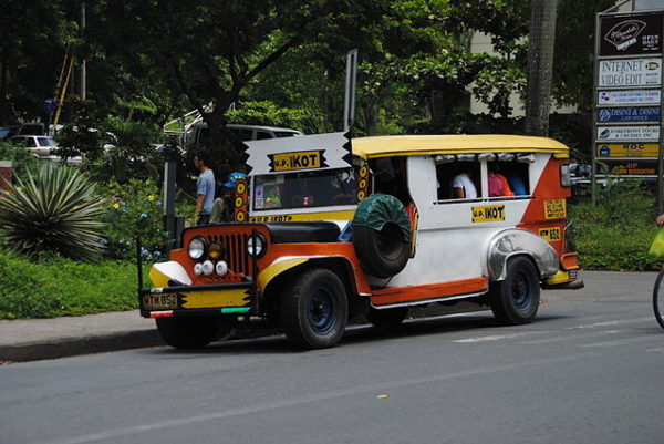 Student Discount Philippines - Public Transportation