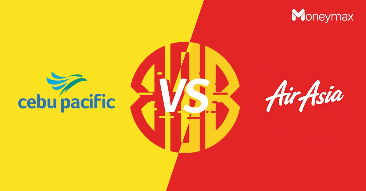 Cebu Pacific vs AirAsia: Battle of the Brands | Moneymax