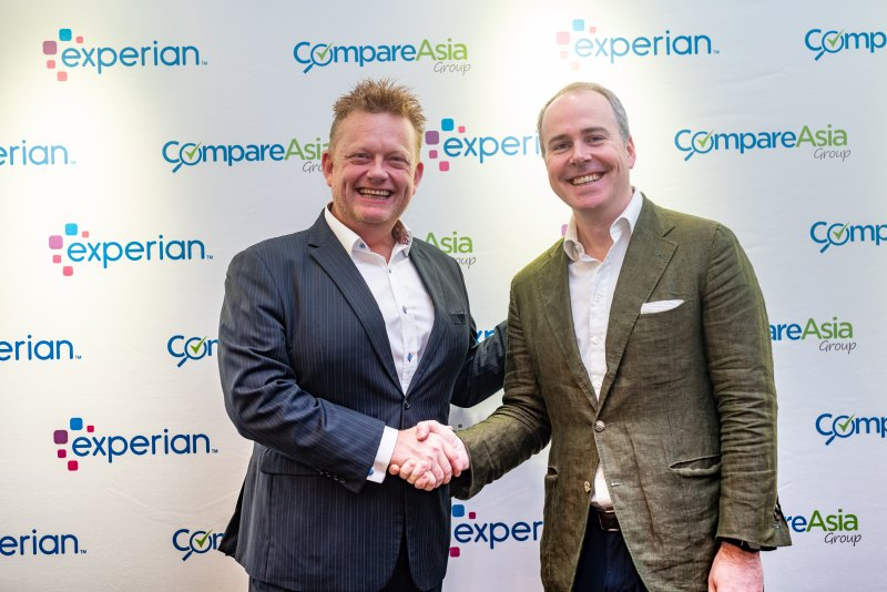 CompareAsiaGroup x Experian Funding