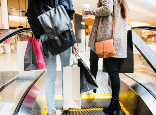Discover Your Money Personality: The Shopaholic - mall shopping