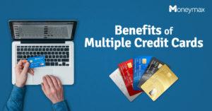 multiple credit card benefits