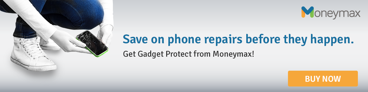 Get Gadget Protect from Moneymax!