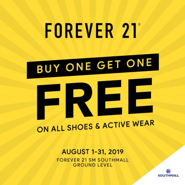 Payday Promos for Shopping - Forever 21