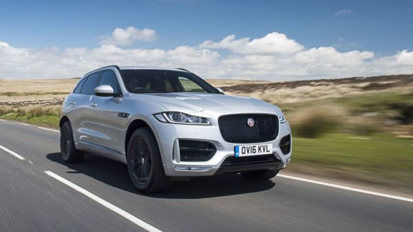 Most Expensive Cars to Insure in the Philippines - Jaguar F-PACE