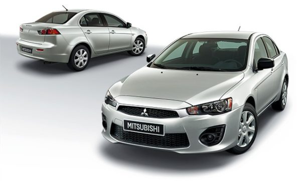 Cheapest Cars to Insure Philippines - Mitsubishi Lancer