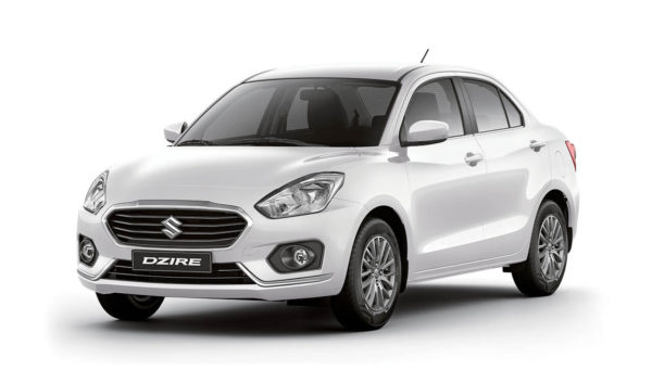 Cheapest Cars to Insure Philippines - Suzuki Dzire