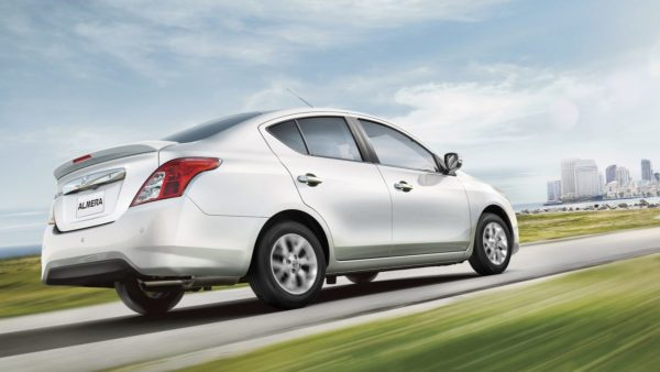 Cheapest Cars to Insure Philippines - Nissan Almera