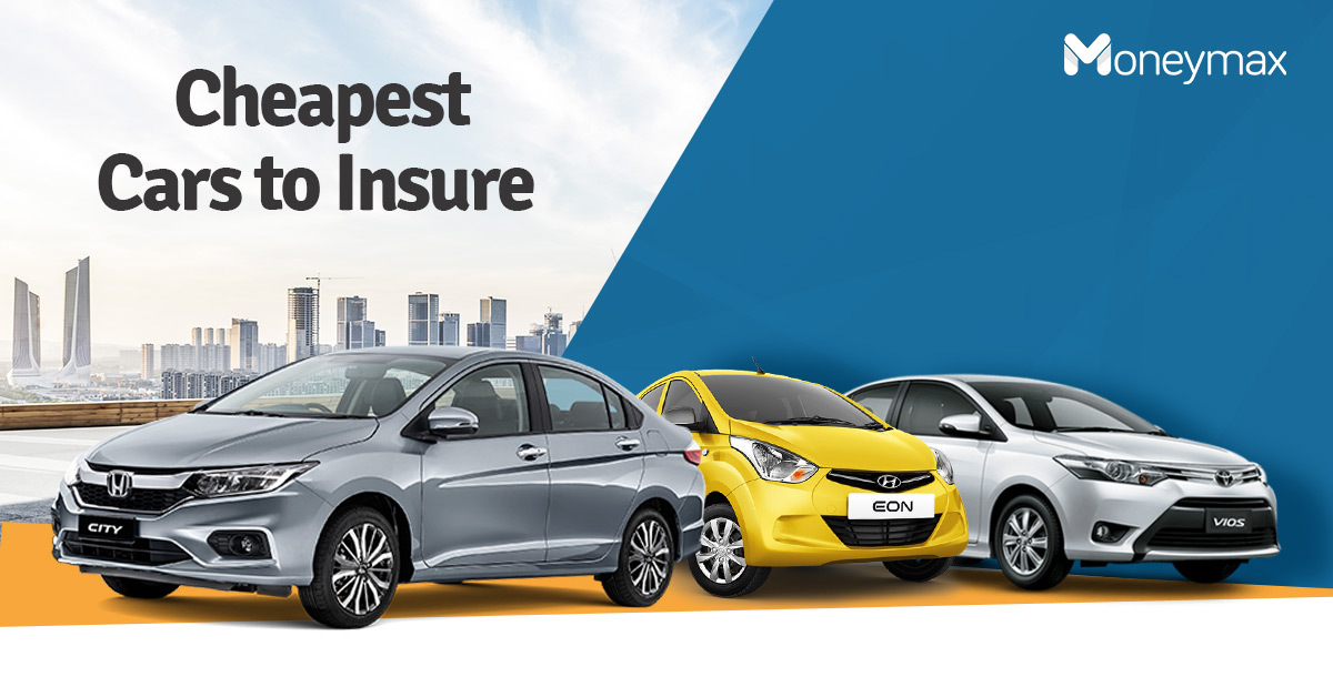 Cheapest Cars to Insure Philippines | Moneymax