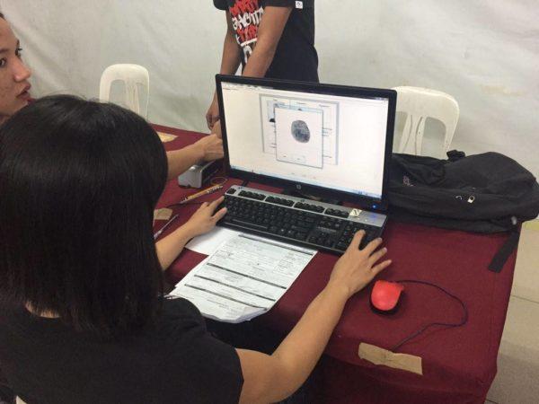 Voter's Registration 2019 Application Steps - Have Your Biometrics Captured