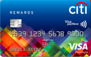 Best Credit Cards for Gadget Shopping - Citi Rewards Visa Card