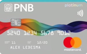 Best Credit Cards for Gadget Shopping - PNB Mastercard Platinum