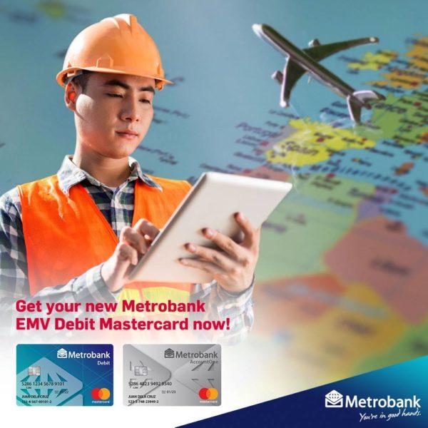 Savings Accounts with Low Maintaining Balance - Metrobank OFW Peso Savings