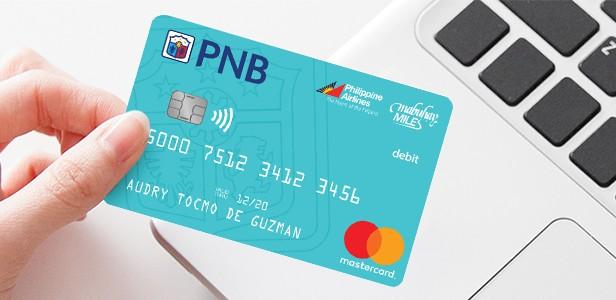 Savings Accounts with Low Maintaining Balance - PNB Tap Mastercard