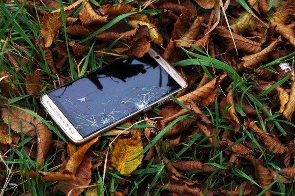Broken Phone Tips - How to Handle a Broken Screen