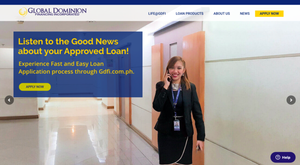 Online Loans in the Philippines - GDFI Loan