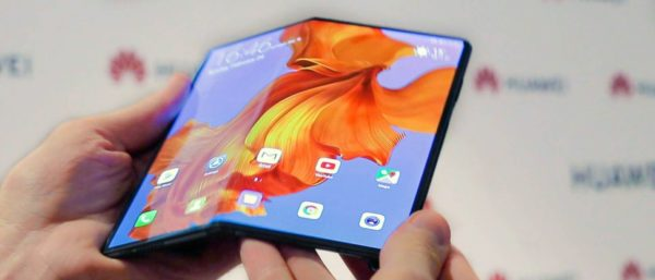 Cool Smartphones Worth More Than Their Value - Huawei Mate X