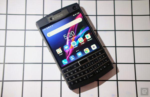 Cool Smartphones Worth More Than Their Value - Unihertz Titan