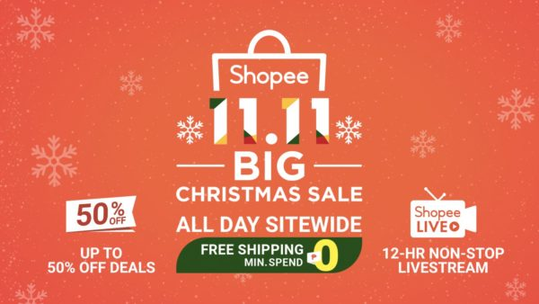 11.11 Deals to Watch Out For - Shopee deals and promos
