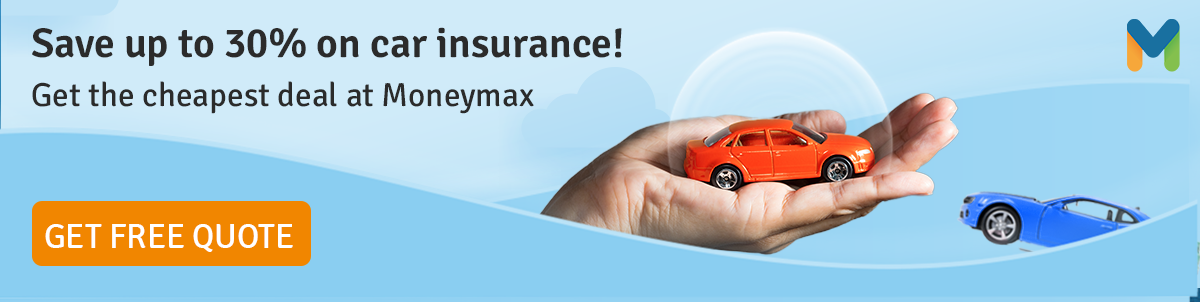 Save up to 30% on car insurance with Moneymax!