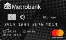 Best Credit Cards in the Philippines - Metrobank Titanium Mastercard