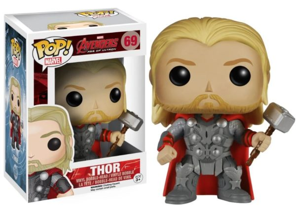 Unique Gift Ideas for Millennials - thor funko pop