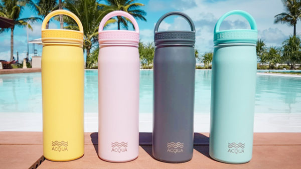 Unique Gift Ideas for Millennials - acqua tumblers