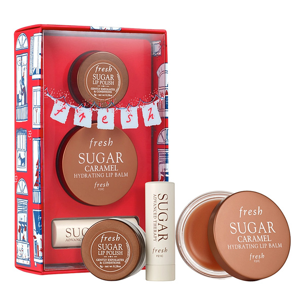 Unique Gift Ideas for Millennials - fresh lip car set